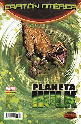 Capitán América Vol. 8 (2011-) (Grapa) #63
