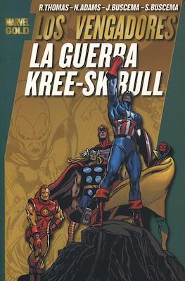 Los Vengadores. Marvel Gold