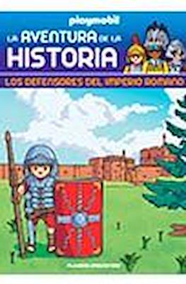 La aventura de la Historia. Playmobil #10