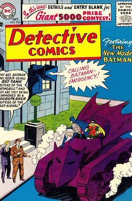 Detective Comics Vol. 1 (1937-2011; 2016-) (Comic Book) #236