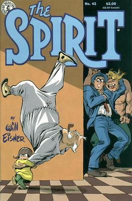 The Spirit (1983-1992) (Comic book. 32 pp) #42