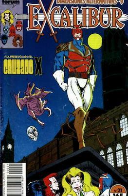 Excalibur Vol. 1 (1989-1995) (Grapa) #21