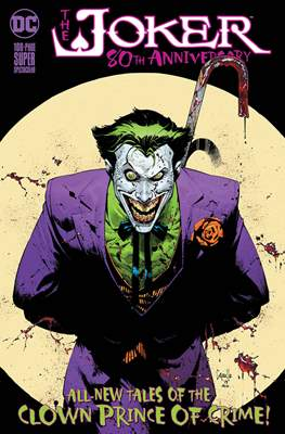 Joker 80th Anniversary 100-Page Super Spectacular