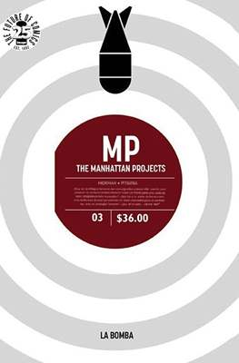 The Manhattan Projects (Grapa) #3