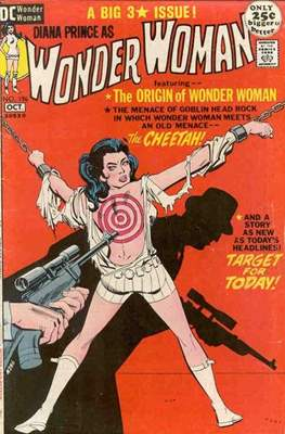 Wonder Woman Vol.1 (Comic Book) #196