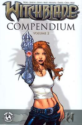 Witchblade Compendium (Softcover 1248 pp) #2