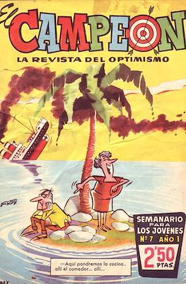 El Campeón (1960) (Grapa) #7