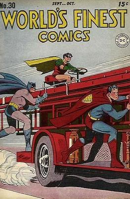 World's Finest Comics (1941-1986) (Comic Book) #30