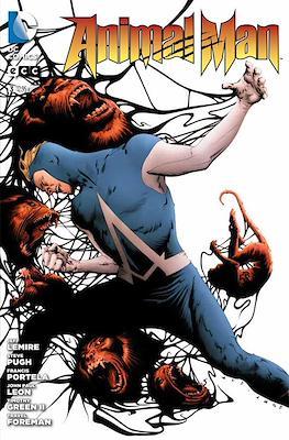 Animal Man (Rústica) #3