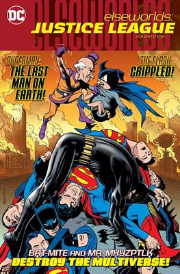 Justice League Elseworlds (Softcover 424 pp) #3