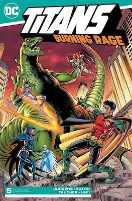 Titans: Burning Rage (Comic Book) #5