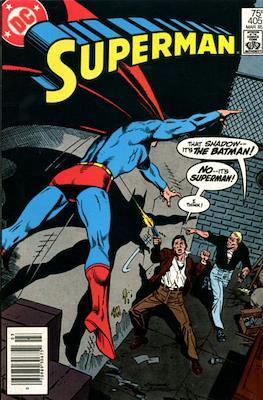 Superman Vol. 1 / Adventures of Superman Vol. 1 (1939-2011) (Comic Book) #405