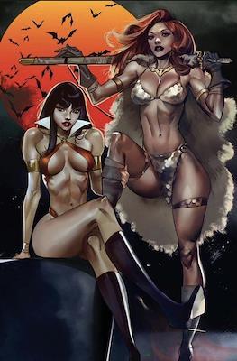 Vampirella Red Sonja (2019- Variant Covers) (Comic Book) #10.6