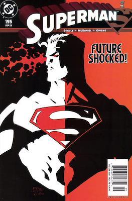 Superman Vol. 2 (1987-2006) (Comic Book) #195
