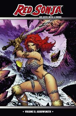 Red Sonja. She-Devil with a Sword #2