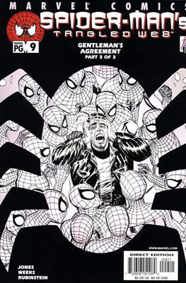 Spider-Man's Tangled Web (Comic Book) #9