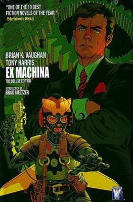 Ex Machina - The Deluxe Edition