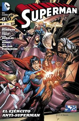 Superman. Nuevo Universo DC (Rústica) #2
