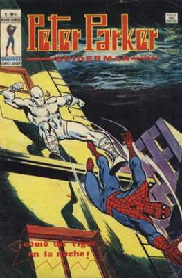 Peter Parker Spiderman Vol. 1 (1978-1980) (Grapa 36 pp) #5