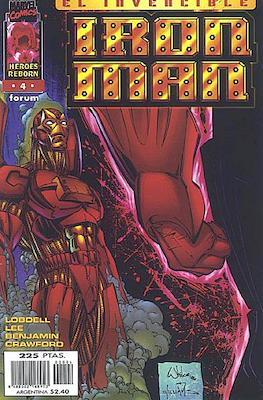 Heroes Reborn: Iron Man (1997-1998) (Grapa 24 pp) #4