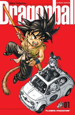 Dragon Ball - Ultimate Edition (Kanzenban) #1