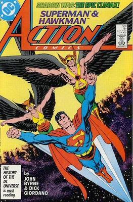 Action Comics Vol. 1 (1938-2011; 2016-) (Comic Book) #588