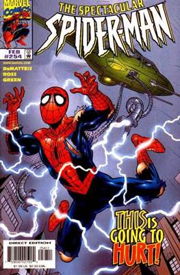 The Spectacular Spider-Man Vol. 1 (Comic Book) #254