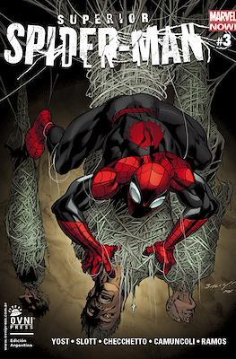Superior Spider-man. Marvel Now! (Rústica) #3
