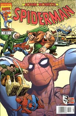 Spiderman de John Romita (1999-2005) (Grapa / Rústica) #61