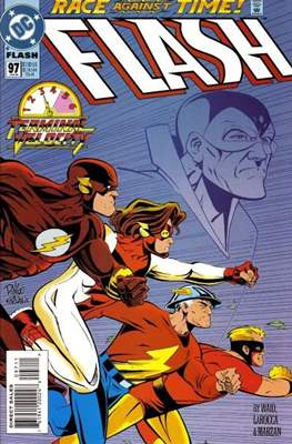 The Flash Vol. 2 (1987-2006) (Comic Book) #97