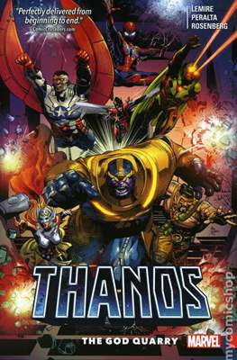 Thanos (2016-2018) (Softcover 136-160 pp) #2