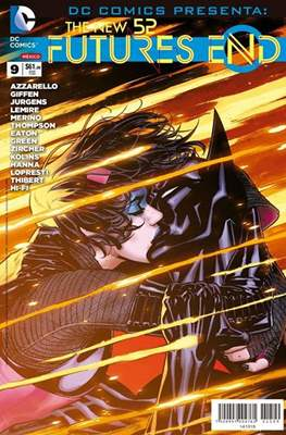 The New 52: Futures End (Grapa) #9