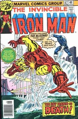 Iron Man Vol. 1 (1968-1996) (Comic book) #87
