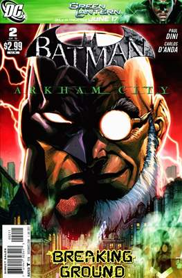 Batman Arkham City (Digital) #2