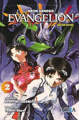 Neon Genesis Evangelion - Edición Deluxe (Rústica) #2