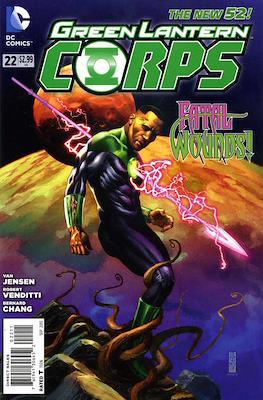 Green Lantern Corps Vol. 3 (2011-2015) #22