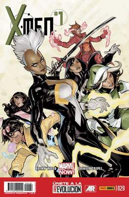 X-Men Vol. 4 / X-Men presenta. Portadas alternativas (2011-2016)