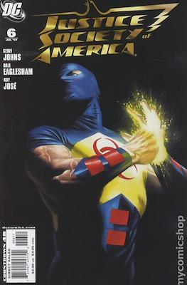 Justice Society of America Vol. 3 (2007-2011) #6