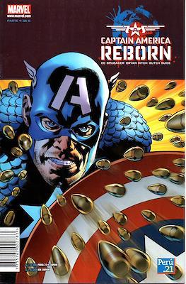 Captain America: Reborn (Grapas) #4