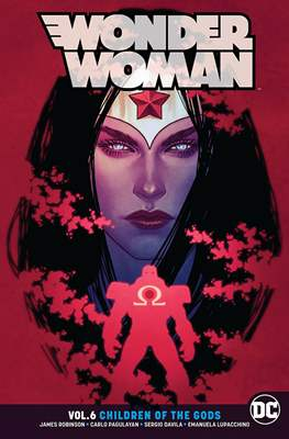 Wonder Woman Vol. 5 (2016-) (Softcover) #6