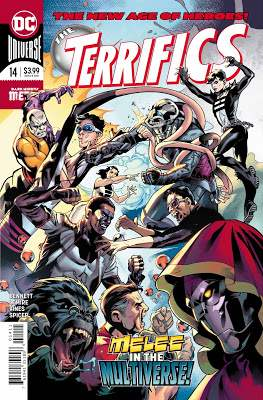 The Terrifics (2018) (Comic Book) #14