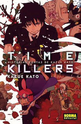 Time Killers - Historias cortas de Kazue Kato