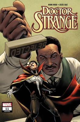 Doctor Strange (Vol. 5 2018-) (Comic book) #11