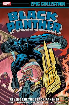 Black Panther Epic Collection (Softcover) #2
