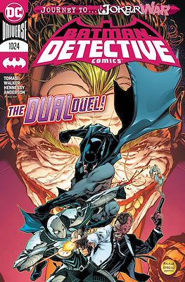 Detective Comics Vol. 1 (1937-2011; 2016-) (Comic Book) #1024