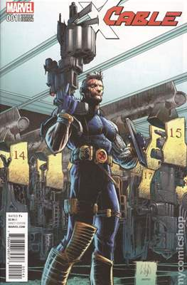 Cable Vol. 3 (2017-2018) #1.3