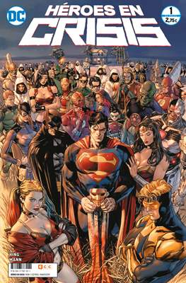 Héroes en Crisis (Grapa 32 pp) #1