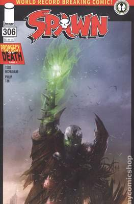 Spawn (Variant Cover) (Comic Book) #306
