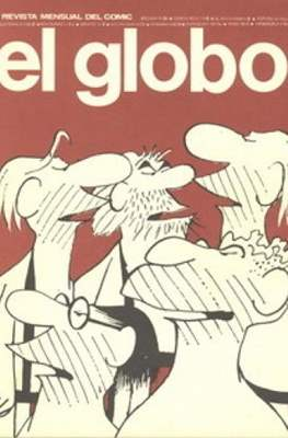 El Globo (Grapa 68 pp) #3