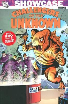 Showcase Presents: Challengers of the Unknown (Softcover 544 pp) #2